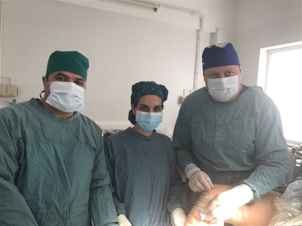 операция в Армении