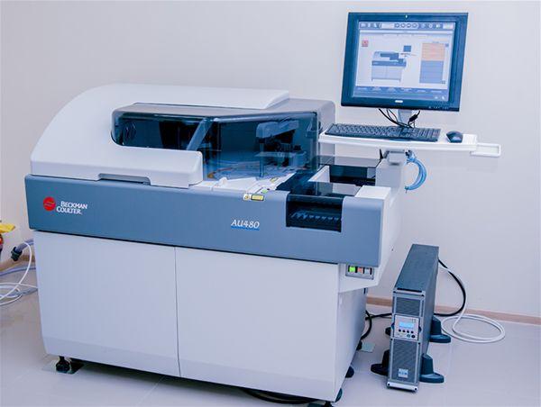 анализатор Olympus AU480